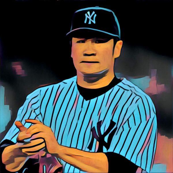田中将大・ツーシームは魔球?通算成績とヤンキースの背番号