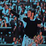 中村奨成・全打席の成績、打率、通算本塁打《2017年夏の甲子園》