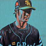 明石健志の実家…父と兄の影響で野球を始め、それを見守り続けた母